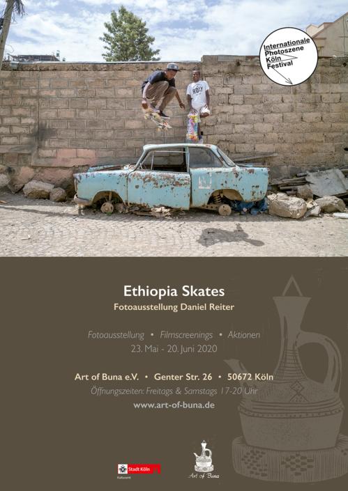 Ethiopia Skates